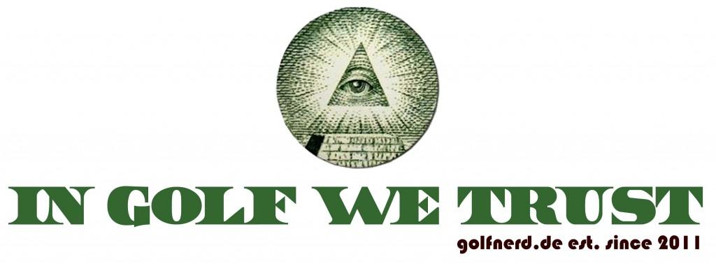 MOTIV 1: In Golf We Trust - Das Shirt für den hoffnungsvollen Spieler